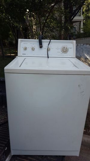 Heavy duty washer and dryer for Sale in Austin, TX
