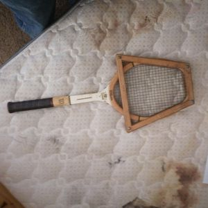 Vintage Wilson Pro Special Tennis Racket With Press for Sale in Vancouver, WA