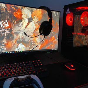 Gaming Pc Full Setup for Sale in Stone Mountain, GA