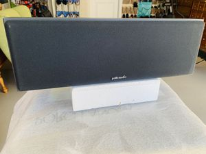 New Old Stock Polk Audio CS150 Center Channel Surround Speaker for Sale in Everett, WA