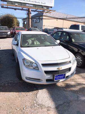 2012 Chevy Malibu for Sale in Dallas, TX