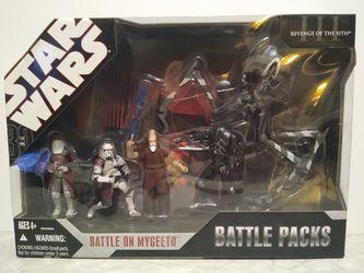Star Wars Battle On Mygeeto for Sale in Monterey Park,  CA