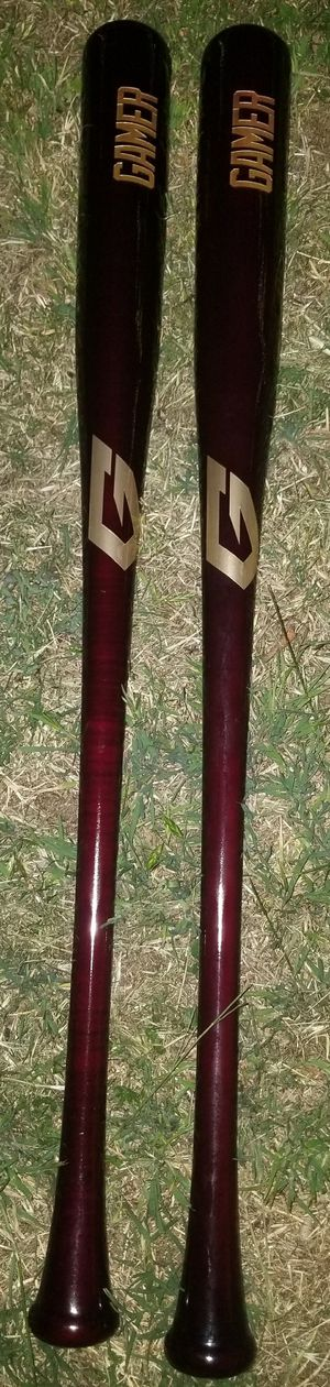 """Marucci Gamer Brand New Maple Wood Baseball Bat 33"""", 34"""" Only for Sale in La Puente, CA"""