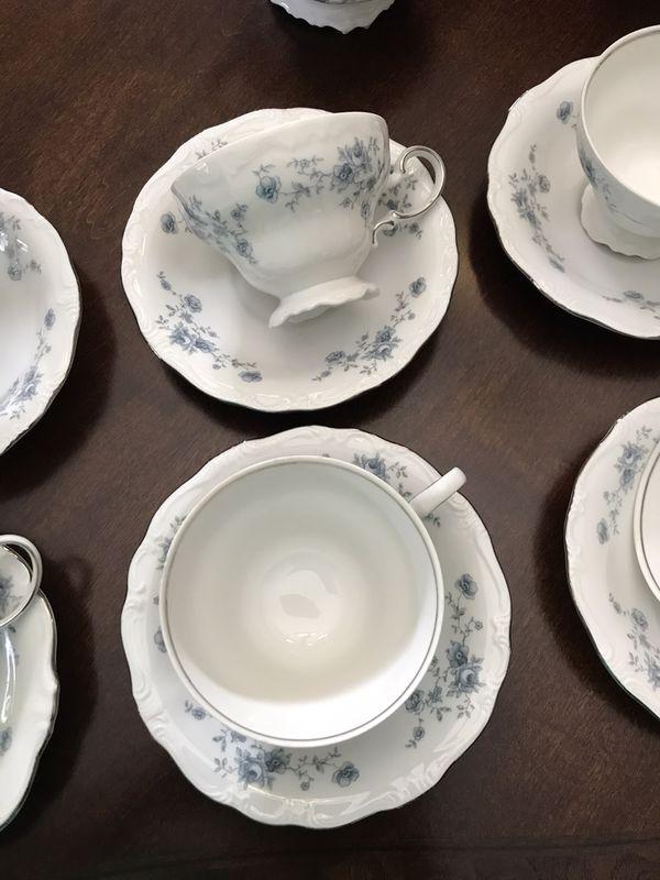 Johann haviland coffee set