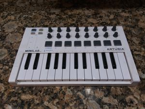 Arturia MiniLab MK2 Keyboard for Sale in Atlanta, GA