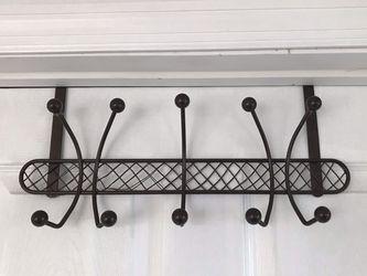 Door Metal Hooks Rack for Sale in Orlando,  FL