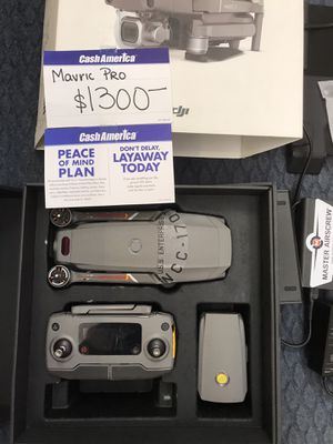 Mavic pro 2 DJI drone for Sale in Mukilteo, WA