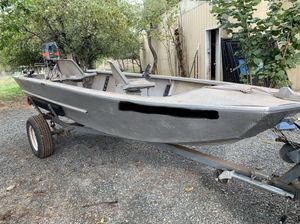 14' boat for Sale in Oregon City, OR