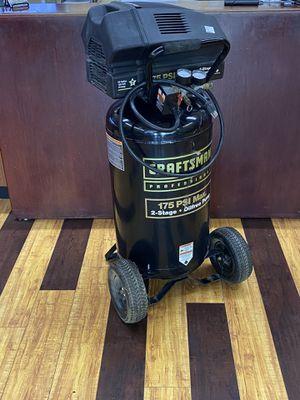 Craftsman Air Compressor 25Gal for Sale in Los Angeles, CA