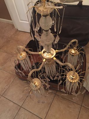 Gold Chandelier for Sale in Stockton, CA