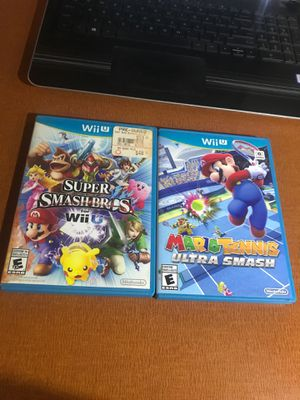 Nintendo Wii U Games for Sale in Culver City, CA
