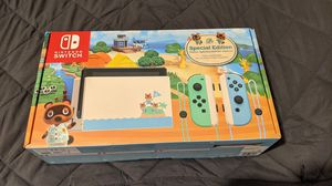 Nintendo switch animal crossing edition for Sale in Bridgeport, CT