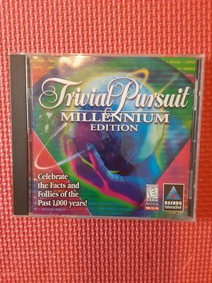 TRIVIAL PURSUIT CD-ROM for Sale in Lehigh Acres, FL