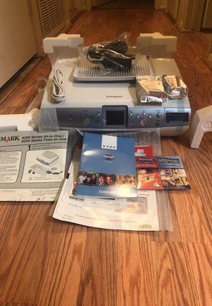 Lexmark P6250 Inkjet Photo Printer for Sale in Scottsdale, AZ