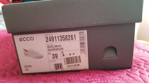 ECCO Spin size 39 Sneakers