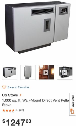 Electric wood burning stove/heater for Sale in Interlochen, MI