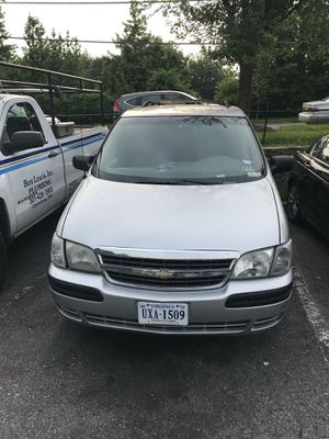 2002 CHEVROLET VENTURE LS 4dr EXTENDED MINI- VAN for Sale in Greenbelt, MD