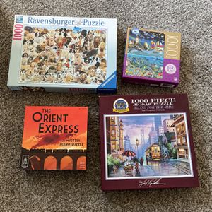 Jigsaw Puzzles for Sale in San Diego, CA