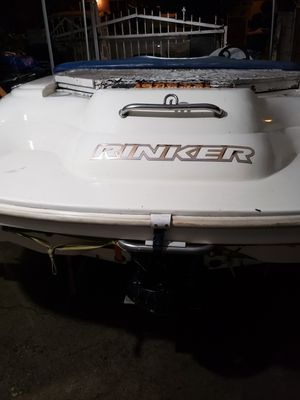 Rinker boat for Sale in Los Angeles, CA