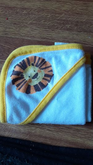 Baby Boy Towel & Robe for Sale in Humble, TX