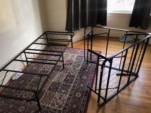 Queen platform bed frame for Sale in San Francisco, CA