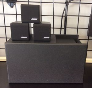 Bose Acoustimass 4 Home Theater Speaker System for Sale in TWN N CNTRY, FL