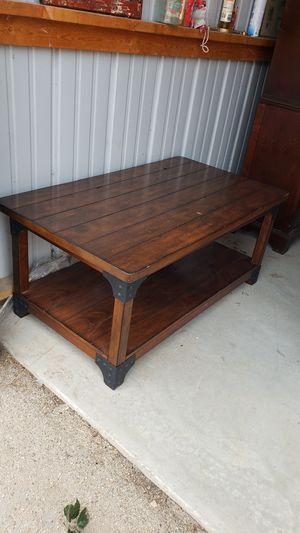 Farmhouse coffee table for Sale in Wellington, KS