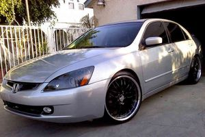 Single.owner 2003 Honda Accord 2.4L Needs.Nothing 4WDWheels One Owner for Sale in Washington, DC