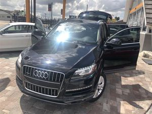 2011 Audi Q7 3.0 Premium quattro!!!! Everyone approved!!!! $$3.000!!! Month pay 350/. WAC for Sale in Tampa, FL