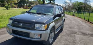 2001 Infinity QX4 for Sale in Sunrise, FL