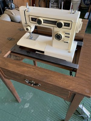 Kenmore sewing machine and table for Sale in King George, VA