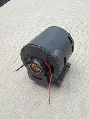 Small drive motor w/pulley. for Sale in Ecorse, MI