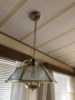 Hanging lamp for Sale in Mesa, AZ
