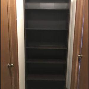 Ikea BILLY Bookcase - Black/Brown for Sale in Seattle, WA