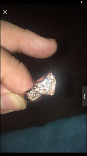 Rose Gold dimond Ring for Sale in Chicago, IL
