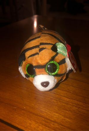 TY- Teeny Beanie Babies- TY Collection- Tiggy, tiger for Sale in Plainfield, IL