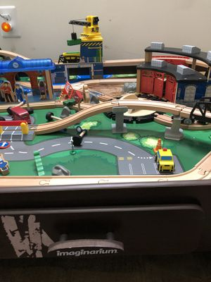 Imaginarium train tracks table for Sale in Springfield, VA