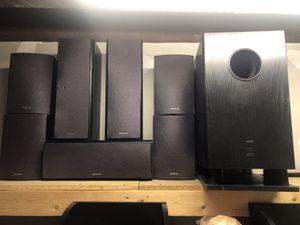 Onkyo Speaker & Woofer for Sale in Philadelphia, PA
