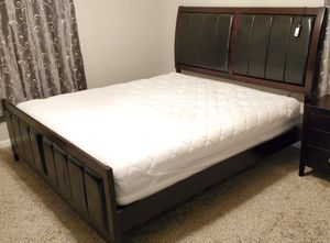 King Size Bed Frame for Sale in Cordova, TN