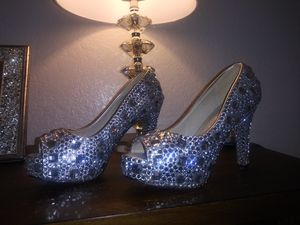 Rhinestone Heels for Sale in Fontana, CA