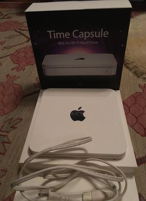 Apple Airport Time Capsule 2TB / WiFi router for Sale in Knoxville, TN