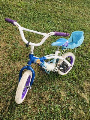 "Little girl's Frozen 12"" bike for Sale in Groveport, OH"