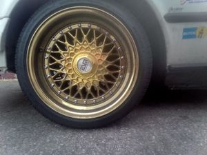 Esm Gold rims 4x100 16' for Sale in Los Angeles, CA