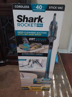 Shark Rocket PRO cordless for Sale in Dallas, TX