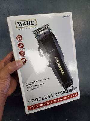 Wahl Cordless designer for Sale in Long Beach, CA
