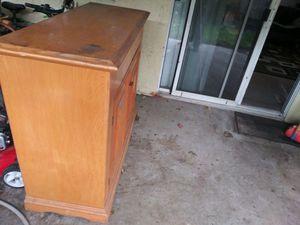 Dresser/ tv stand for Sale in Modesto, CA