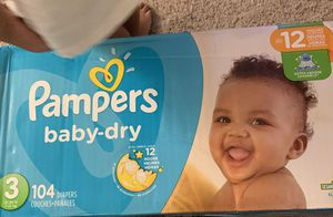 Size NB - 3 Diapers for Sale in Burien, WA