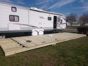 Deck construction. for Sale in Watkins Glen, NY