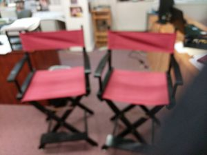 Director chairs for Sale in Washington, DC