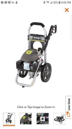 Ryobi pressure washer 2700 psi for Sale in Duvall, WA
